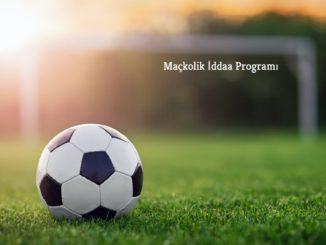 Maçkolik İddaa Programı